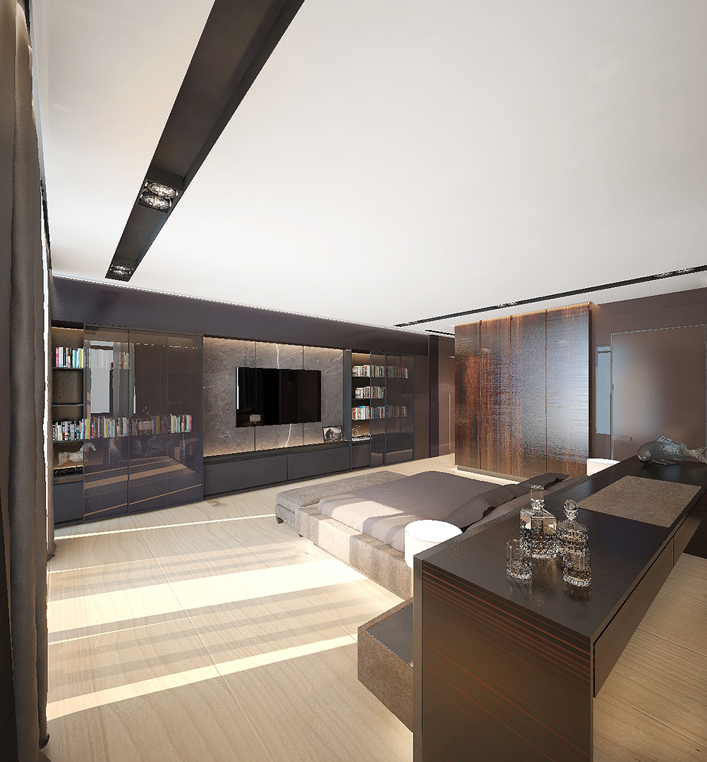 Заказать дизайн загородного дома