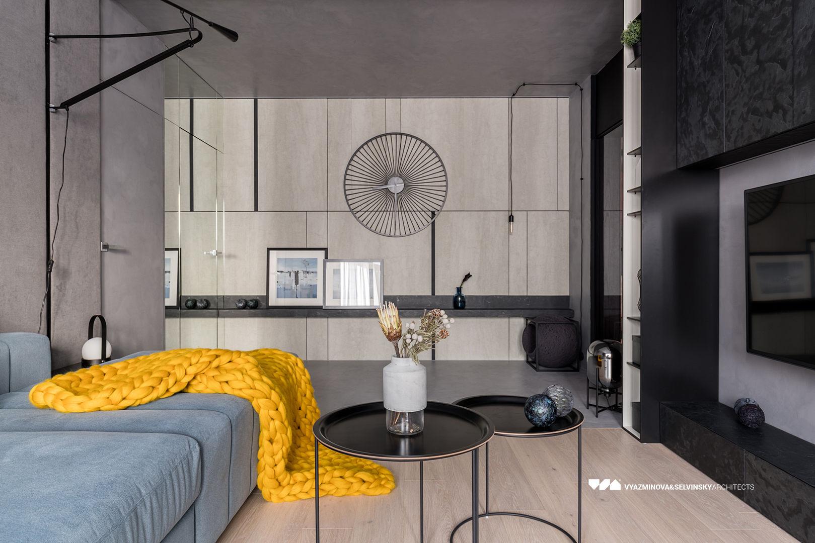 дизайн интерьера 2 х комнатной квартиры