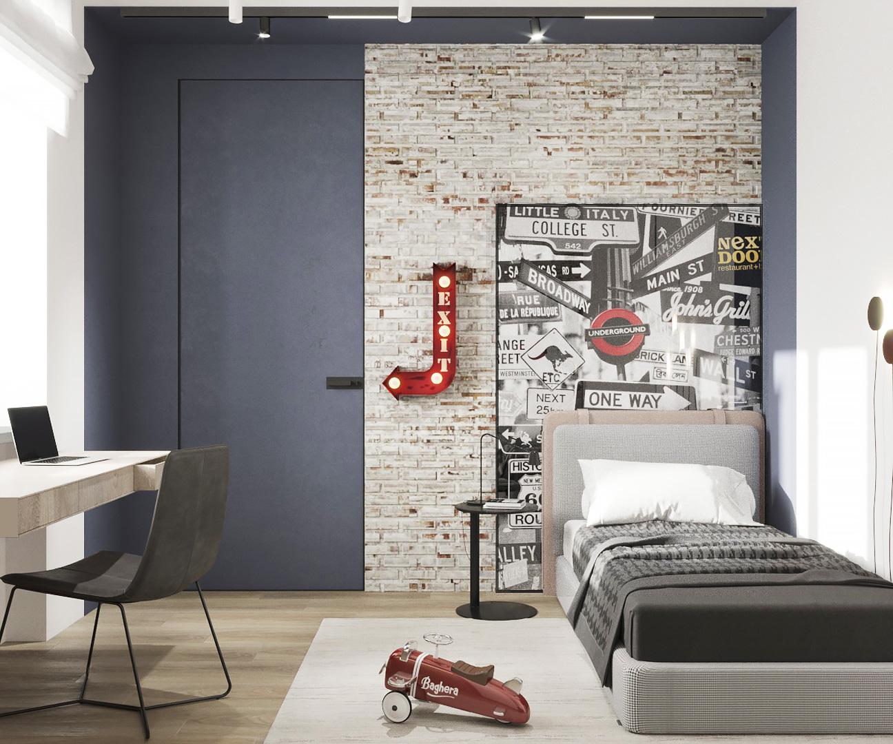 Дизайн интерьеров квартиры в современном стиле скандинавский минимализм